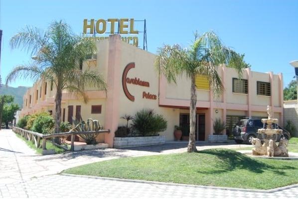 Casablanca c rdoba informaci n sobre el alojamiento for Hotel con piscina en cordoba